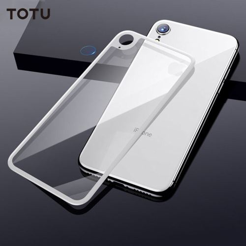 TOTU Tempered Glass Film Camera Lens With Back Protective Film Set for  For iPhone XR