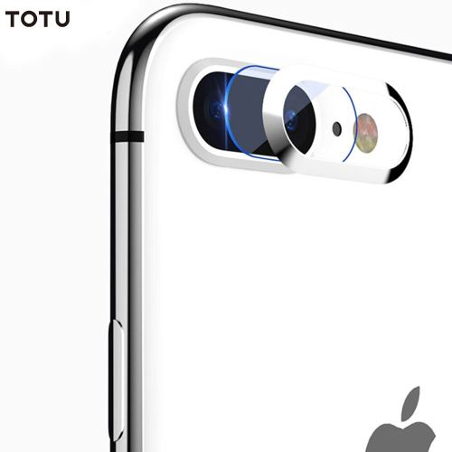 TOTU Camera Lens For iPhone 8 Plus & 7 Plus HD Tempered Glass Camera Lens Protective Film Set For iPhone 7 Plus 8 Plus
