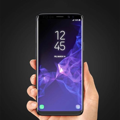 TOTU Tempered Glass Film For Samsung Galaxy S9 Plus 0.23mm 9H Hardness Explosion-proof Tempered Glass Film