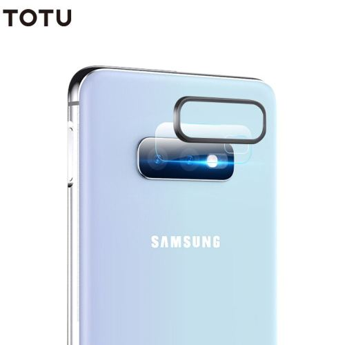 TOTU 0.15mm Rear Camera Lens Cover For Samsung Galaxy S10 S10E Protector Tempered Glass Film for Samsung Galaxy S10 S10 E