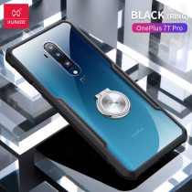 Case For Oneplus 7T Pro xundd Luxury 3D Laser Plating TPU Cover For Shockproof Phone One Plus 7T Cases With Strap