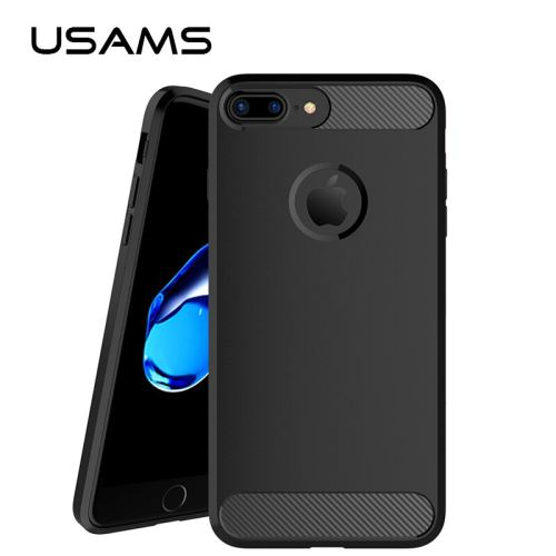 USAMS Phone Case for iPhone 7,8,7Plus,8Plus,Full Protective Mobile Phone Case Shell 4.7 5.5 inch phone protector back case cover