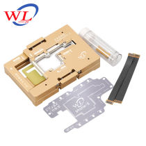 WL Factory Store Mobile Phone Motherboard Repair Fixture for iPhone X Motherboard Test Repairing Tool Without Soldering
