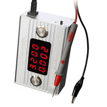 MECHANIC VC04 Short Circuit Detector 1.2V 1.8V 3.0V 3.8V Output Voltage 25A VCC Power Supply Phone Repair Shortkiller