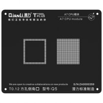 QianLi ToolPlus For iPhone A7 IC eMMC and LPDDR chip Rework Reballing Stencil