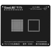 QianLi ToolPlus For iPhone A9 IC eMMC and LPDDR chip Rework Reballing Stencil