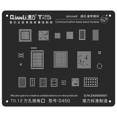 QianLi ToolPlus  For iPhone 8/8P Universal Communication Baseband Module