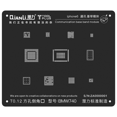 QianLi ToolPlus  For iPhone 6/6P Universal Communication Baseband Module