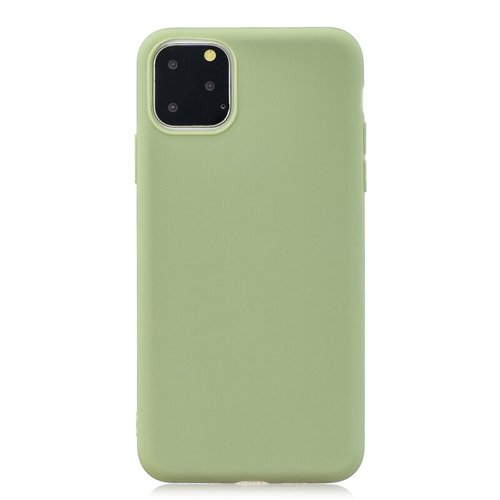 Luxury Soft Case For iPhone 6 6s 7 8 Plus Case Shockproof TPU Silicone Candy Color Coque Capa For iPhone X Xs 11 Pro Max XR case