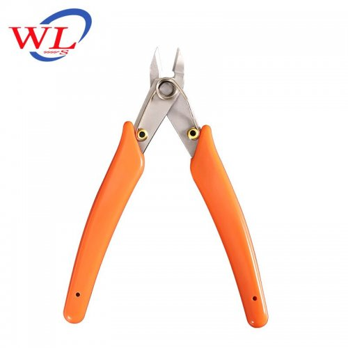 WL Electric Cutter Excellent Cutting Pliers Curved Nose Plier Bending Pliers For Mobile Phone Repair