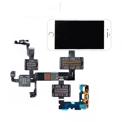 QianLI iBridge PCB motherboard resistance voltage signal test cable tool For IPhone 6 6p 6s 6sp 7 7p