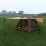 Screen Tent with Floor For 3 _Relajado TY3