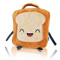 Cute Toast Shaped Lunch Tote Bag for Kids