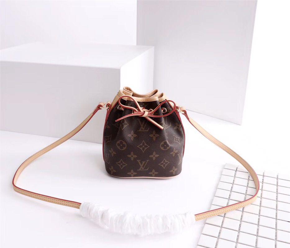 Original quality LV New Fashion Louis Vuitton Bucket Sling Bag Item NO   BLM41346 c50f7291c