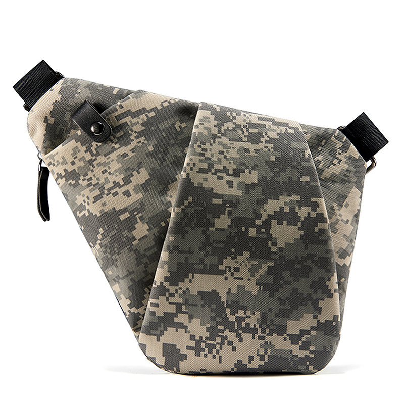 NewBring Shoulder Bags for Men Waterproof Nylon Crossbody bags Male Messenger Bag Casual Travel Handbags, Camouflage