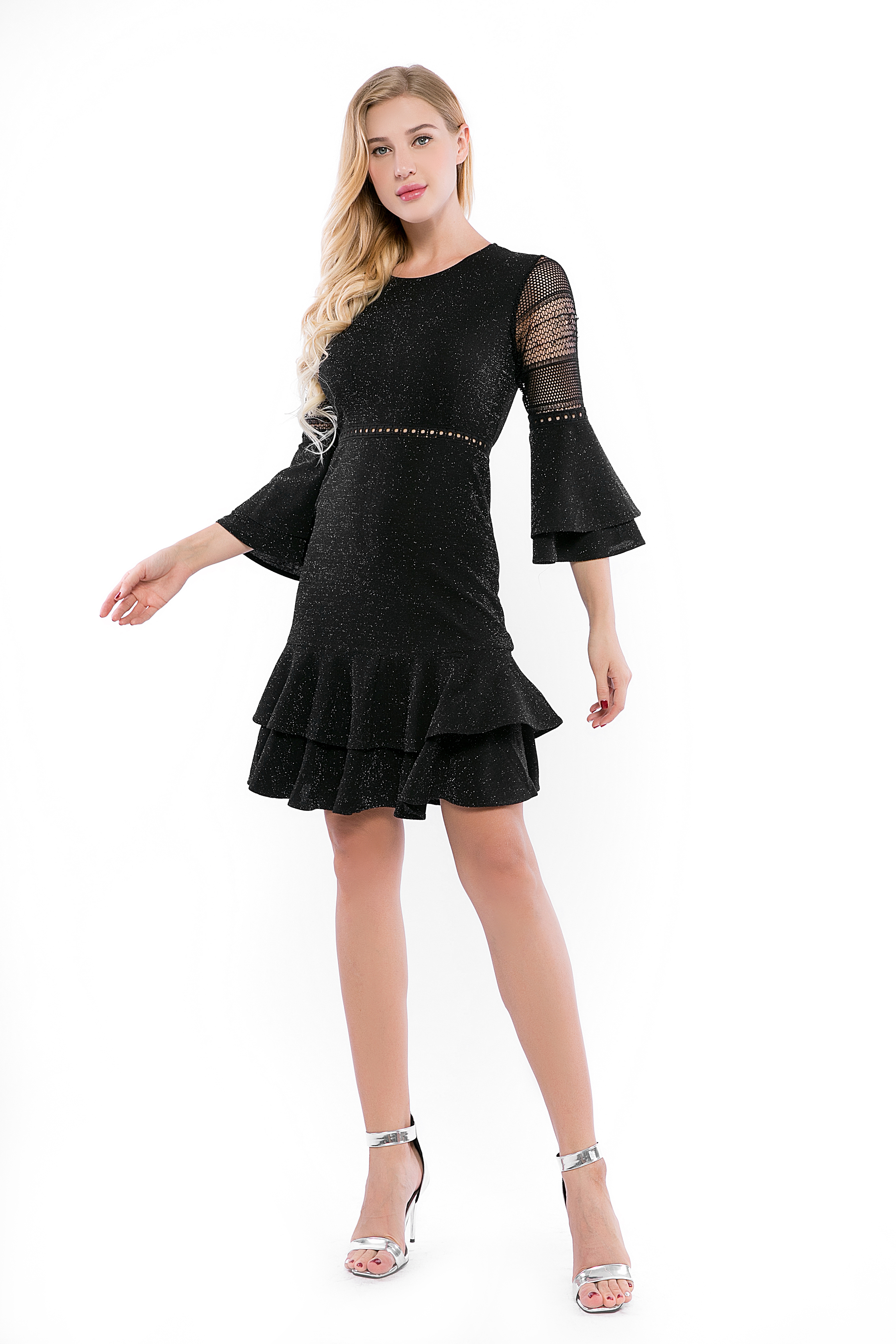 Black Fall dress