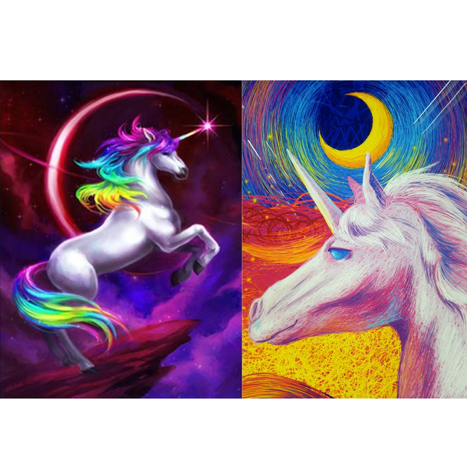 large Size Unicorn-2 packs