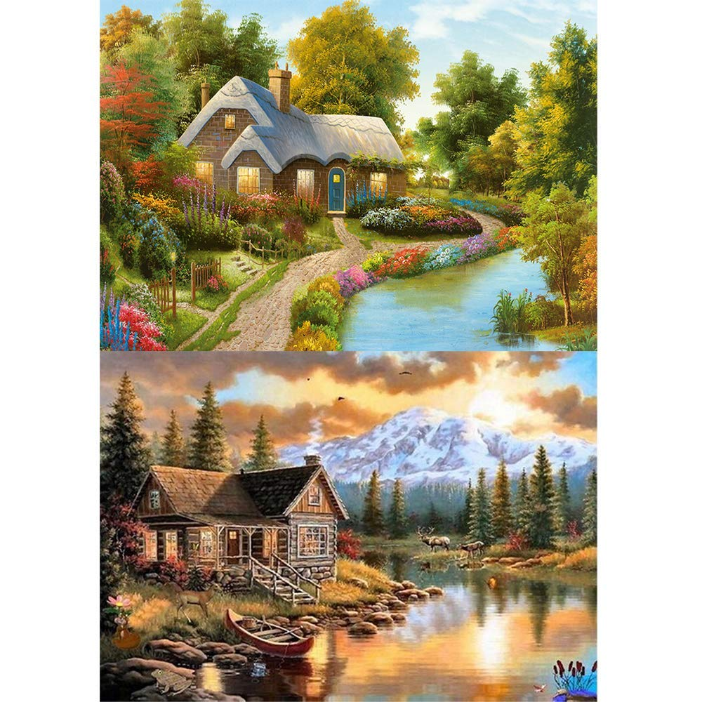 Forest House-3 packs