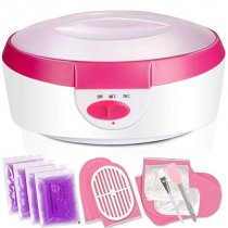 Paraffin Wax Warmer Quick-Heating Paraffin Wax Machine Moisturizing Kit