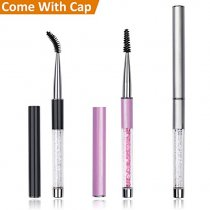 Eyebrow Brush With Cap