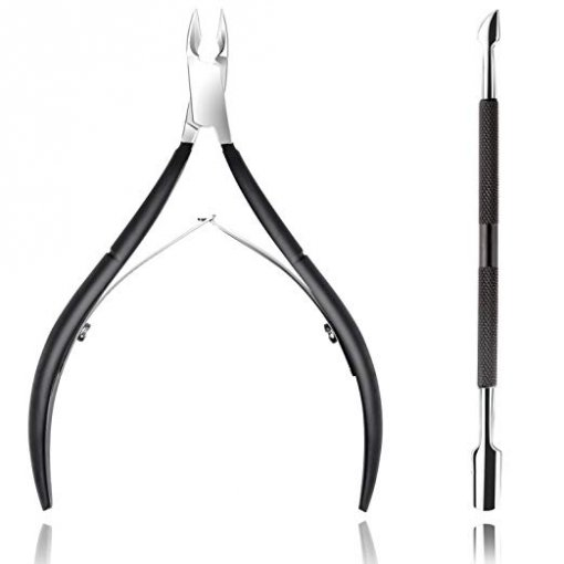 Ejiubas Cuticle Trimmer with Cuticle