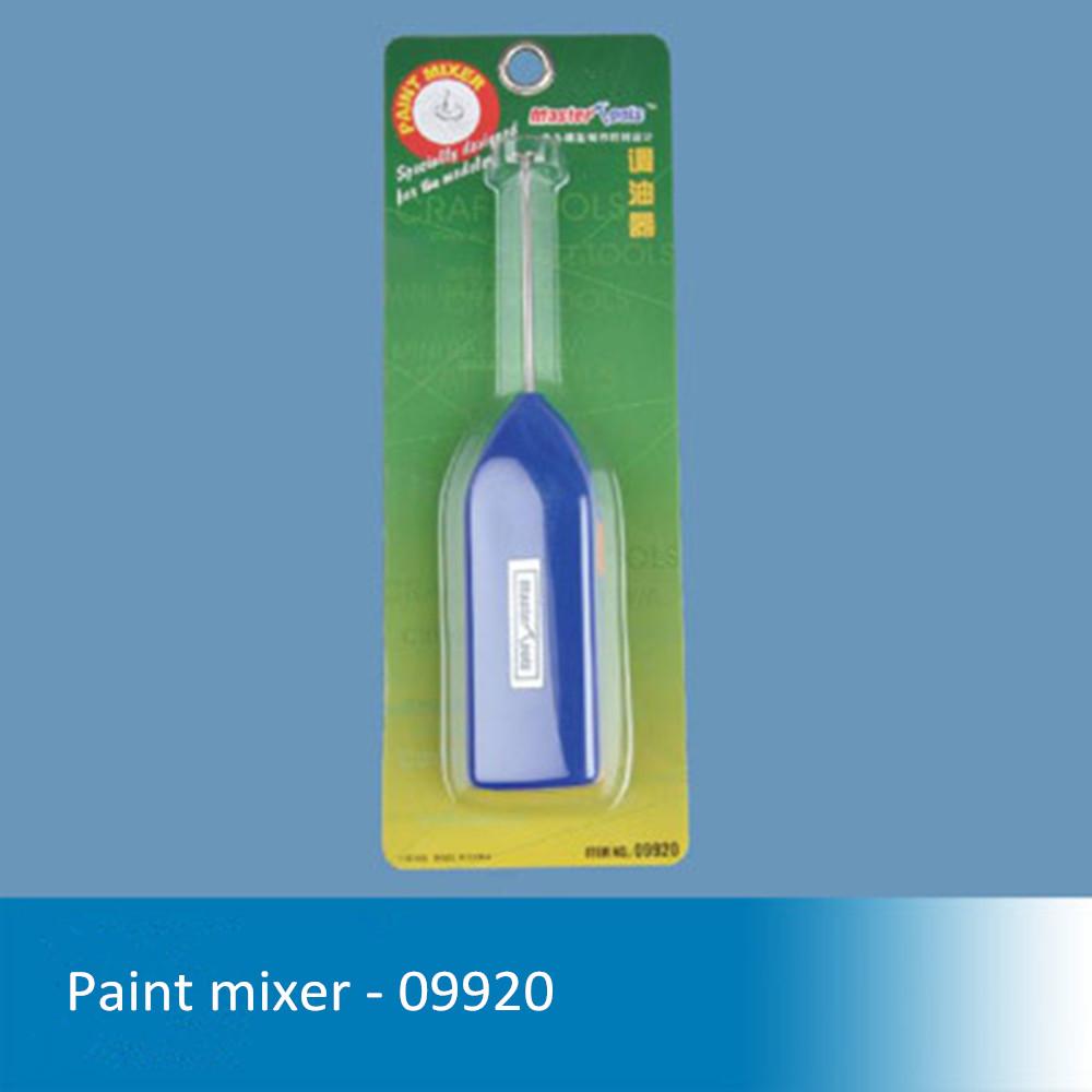 Trumpeter Master Tools 09920 Paint Mixer Model Building Tool Model  Accessories