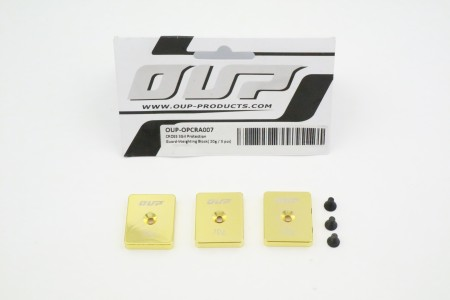 CROSS SG4 Protection Guard-Weighting Block( 20g / 3 pcs)