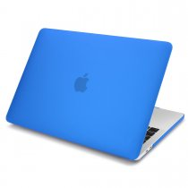 Batianda matte case for macbook air 13 pro 13 15 retina 12 inch dark blue