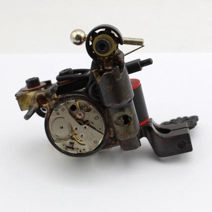 Luo\'s Gear Tattoo Machine Shader