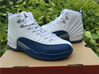 "Air Jordan 12 ""French Blue"" Super Max Perfect"