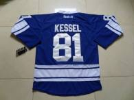 Toronto Maple Leafs -81 Phil Kessel Blue Third Stitched NHL Jersey