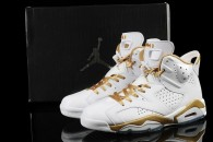 Super Max Perfect Jordan 6 Gold Moments