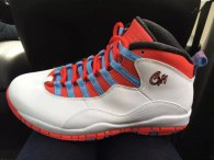 "Super Max Perfect Air Jordan 10 ""Chicago Flag"""