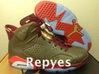 "Super Max Perfect Air Jordan 6""Cigars"""