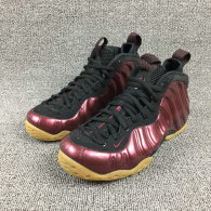 "Authentic Nike Air Foamposite One ""Maroon"""