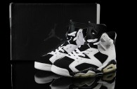 Super Max Perfect Jordan 6 Retro Oreo