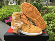 "Authentic Air Jordan 1 OG ""WHEAT"""