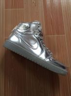 Super Max Perfect Air Jordan 1 Silver