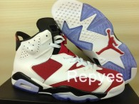Super Max Perfect Jordan 6 Carmine(in stock)