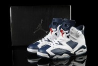 Super Max Perfect Jordan 6 Retro Olympic