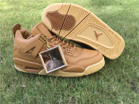 "Super Max Perfect Jordan 4 Premium ""Wheat"""