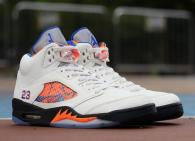 "Authentic Air Jordan 5 ""International Flight"""