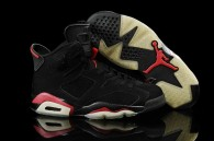 Super Max Perfect Jordan Retro 6 Black Infrared