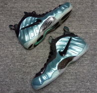 Authentic Nike Air Foamposite One South Beach