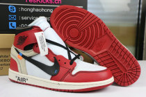 "Authentic Air Jordan 1 ""CHICAGO"""