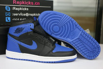 "Authentic Air Jordan 1 ""Royal"" 2017"