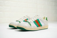 Gucci Distressed Leather Sneaker Women Shoes (1)