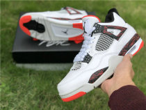 "Authentic Air Jordan 4 ""Flight Nostalgia"""