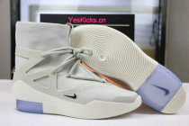 Authentic Nike Air Fear of God 1 Light Bone