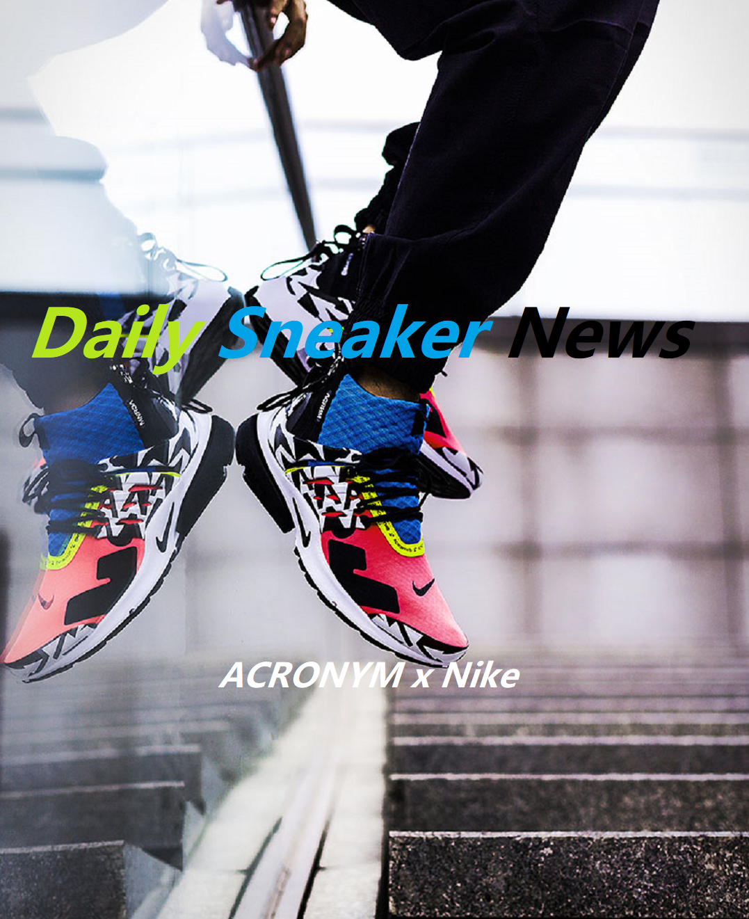 Daily Sneaker News